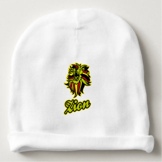 Zion. Iron Lion Zion HQ Edition Color Baby Beanie