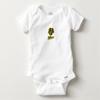 Zion. Iron Lion Zion HQ Edition Color Baby Onesie