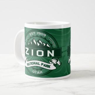 Zion Jumbo Giant Coffee Mug