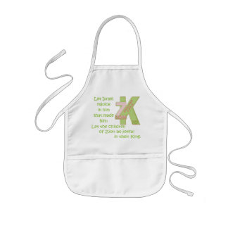 Zion Kid - Kids of Zion Collection© Apron