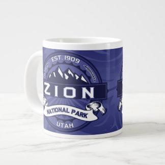 Zion Midnight Giant Coffee Mug
