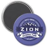 Zion Midnight Magnets