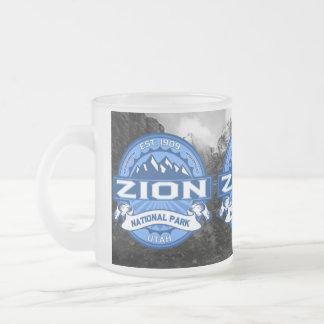Zion Mug Cobalt
