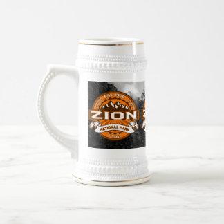 Zion Mug Pumpkin