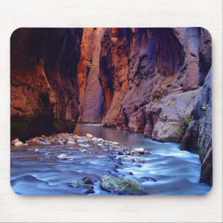 Zion Narrows Mouse Pad