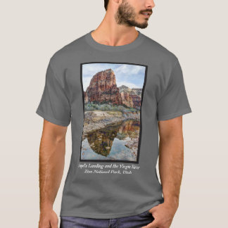 Zion National Park Angels Landing T-Shirt