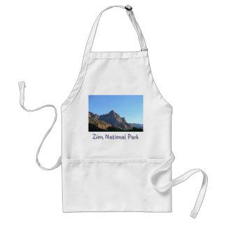 Zion National Park  Apron