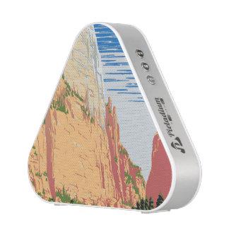 Zion National Park Bluetooth Speaker
