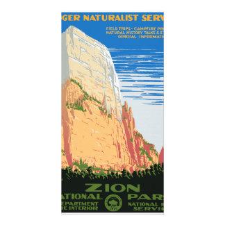 Zion National Park Card