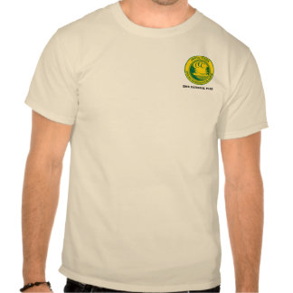 Zion National Park CCC Camp NP-2 Co. 1966 Tshirt