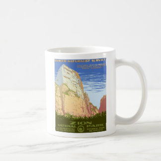 Zion National Park Coffee Mug