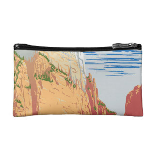Zion National Park Cosmetic Bag