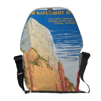 Zion National Park Courier Bag