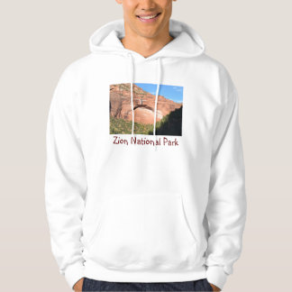 Zion National Park Hooded Sweatshirt