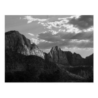 Zion National Park I Postcard