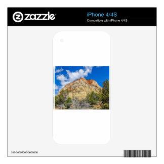 Zion national park in Utah iPhone 4S Skins