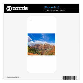 Zion national park in Utah Skin For iPhone 4S