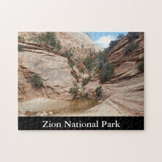 Zion National Park Jigsaw Puzzle