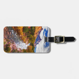 Zion National Park Luggage Tag