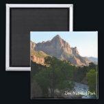 """Zion National Park Magnet<br><div class=""""desc"""">Zion National Park</div>"""