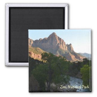 Zion National Park Magnet