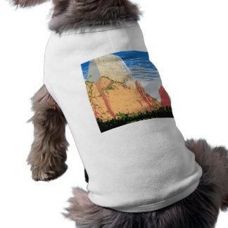 Zion National Park Pet T Shirt