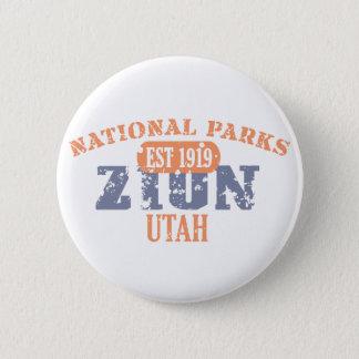 Zion National Park Pinback Button