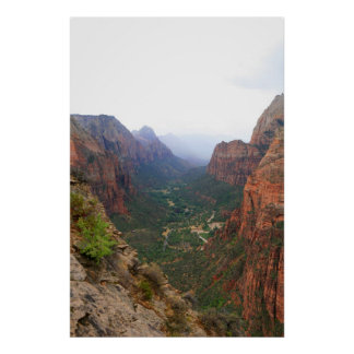 zion national park print