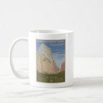 Zion National Park Poster Mug