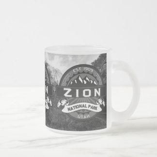 Zion National Park Scenic Mug