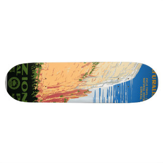 Zion National Park Skateboard