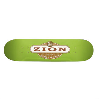 Zion National Park Skateboard