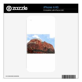 zion national park skin for iPhone 4S