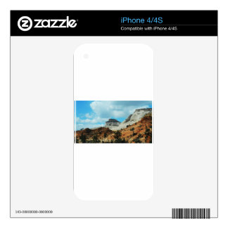 zion national park skin for the iPhone 4