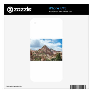 Zion national park skins for iPhone 4S