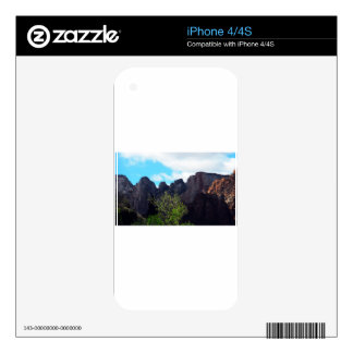zion national park skins for the iPhone 4S