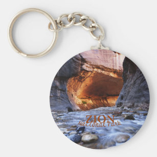 Zion National Park, The Narrows Keychain