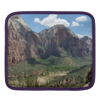 Zion National Park Uath Sleeve For iPads