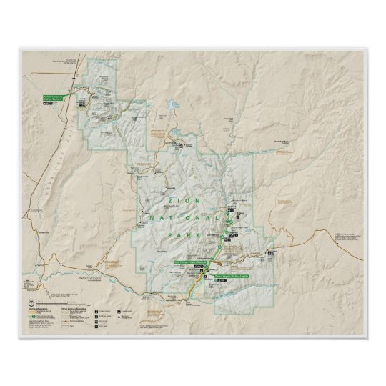 Zion National Park (Utah) map poster on zion name, zion cave, zion hiking, zion campgrounds, mt wilhelm map, zion trails, grand staircase escalante national monument map, st george arizona map, zion flood, zion cabin rentals, zion wildlife, zion ut, zion river, zion arizona, zion park lodge, zion hikes, new mexico arizona california map, grand canyon map, zion lodge rooms, zion temple mount,