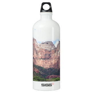 Zion National Park, Utah, USA 10 Aluminum Water Bottle