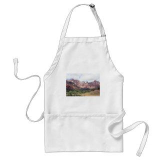 Zion National Park, Utah, USA 10 Aprons