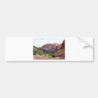 Zion National Park, Utah, USA 11 Bumper Sticker