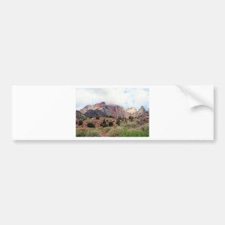 Zion National Park, Utah, USA 3 Bumper Sticker