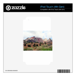 Zion National Park, Utah, USA 3 iPod Touch 4G Skins