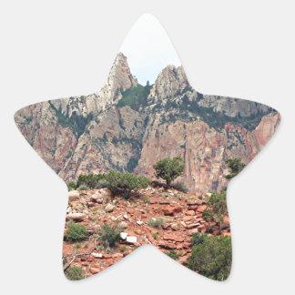 Zion National Park, Utah, USA 5 Star Sticker