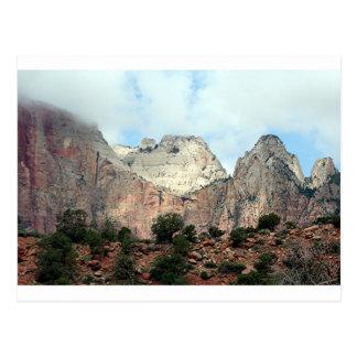 Zion National Park, Utah, USA 6 Postcard