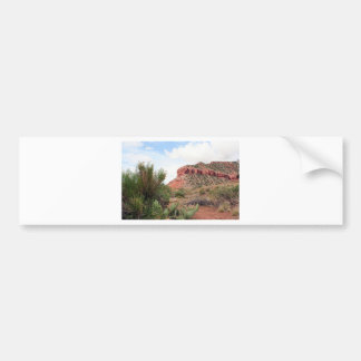Zion National Park , Utah, USA 7 Bumper Sticker
