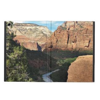 Zion National Park Utah Virgin River Cover For iPad Air