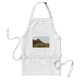 Zion National Park, Watchman, Utah, USA 7 Apron