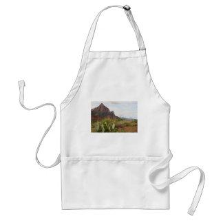 Zion National Park, Watchman, Utah, USA 9 Aprons